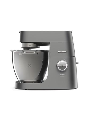 Kenwood Kvl8320S Chef Xl 1700 Watt 6,7 Litre 5 Aparatlı Gümüş Mutfak Şefi Renkli